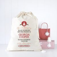 Special Delivery Personalised Santa Sack1