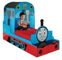 Thomas Tank Engine Bed