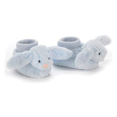 Jasabyn - Bashful Blue Bunny Booties