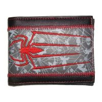 Spiderman Amazing Mens Bi-fold Wallet
