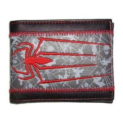 Spiderman Amazing Mens Bi-fold Wallet