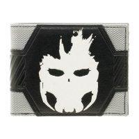 Civil War Cross Bones Bi-fold Wallet