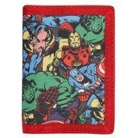 Marvel Collage Sublimated Tri-fold Wallet
