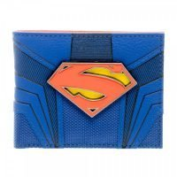 Superman Suit Up Bi-Fold Boxed Wallet