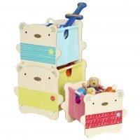 Bear Hug Stack Storage