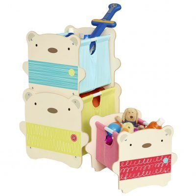 Bear Hug Stack Storage