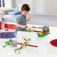 Build Kids Toy Box