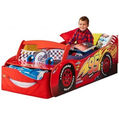 Cars Disney Toddler Bed