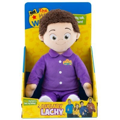 Little Wiggles Lullaby Lachy